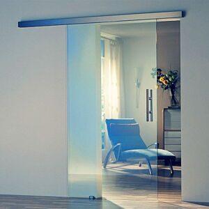 Двери с напольной направляющей4