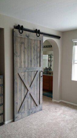 half-x-sliding-barn-door-by-plankandchisel-on-etsy-https-www-pertaining-to-doors-interior-designs-6