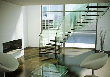 Escalier-en-coulimacon-en-verre