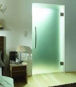 Стеклянные двери для душа, ванной и туалета4
