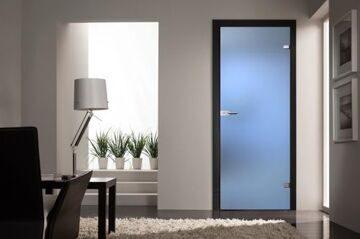 Стеклянные двери для душа, ванной и туалета22