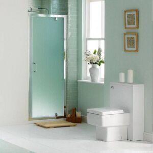 Стеклянные двери для душа, ванной и туалета8